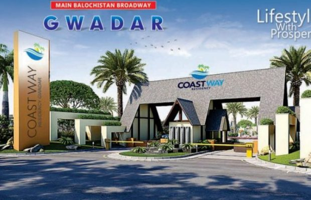 Coast Way Residency Gwadar