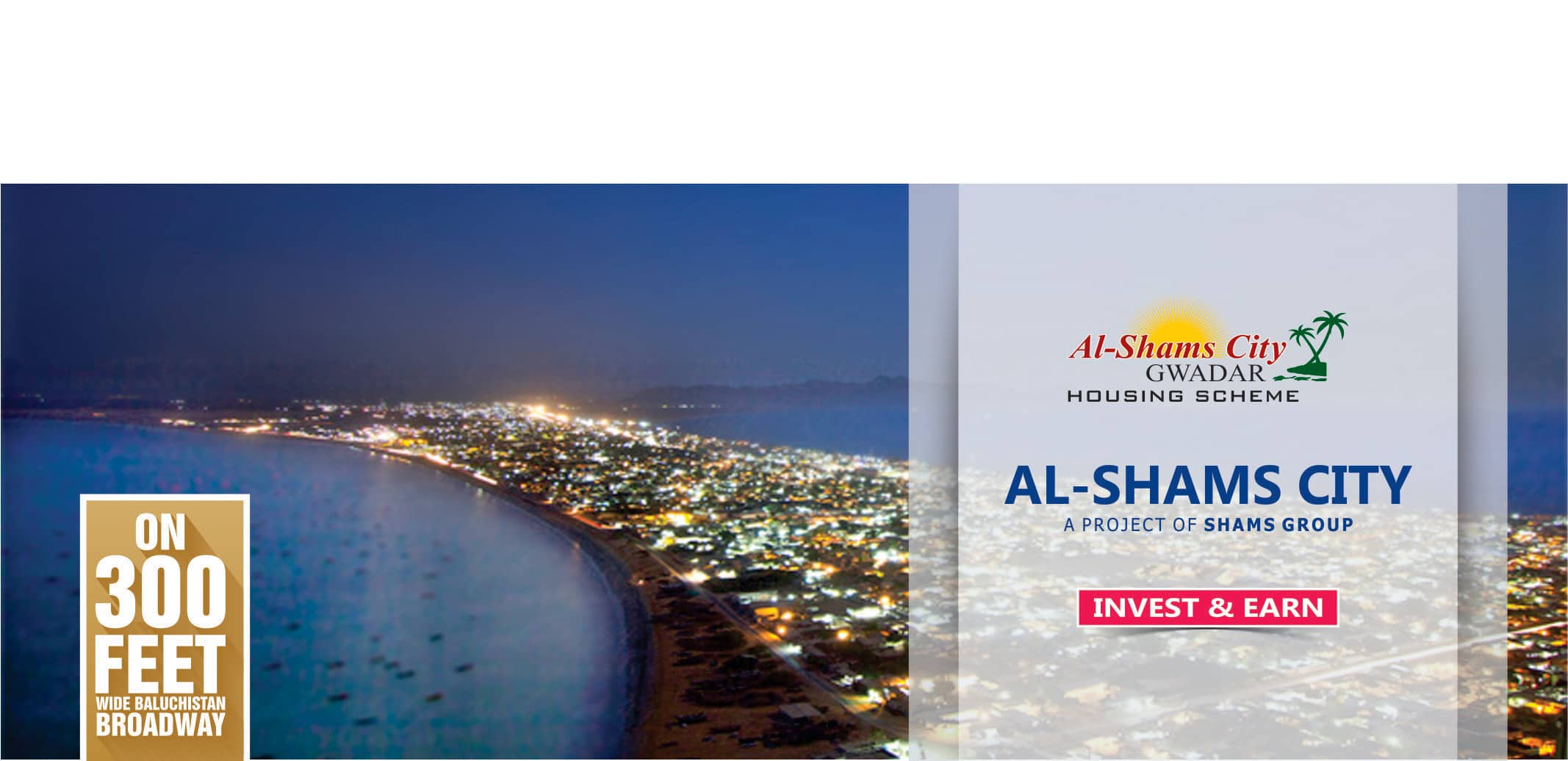 Al-Shams City Gwadar