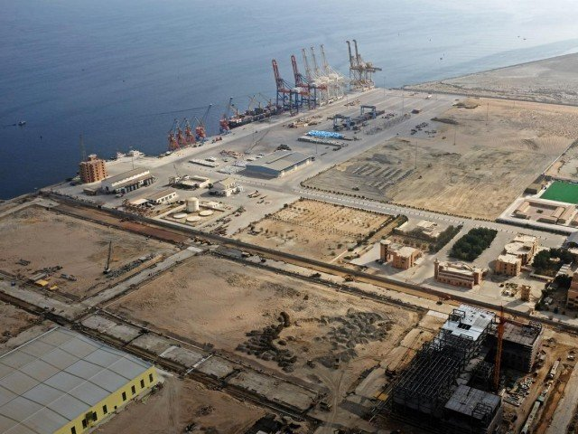 Consensus reached with Centre on Gwadar shipyard